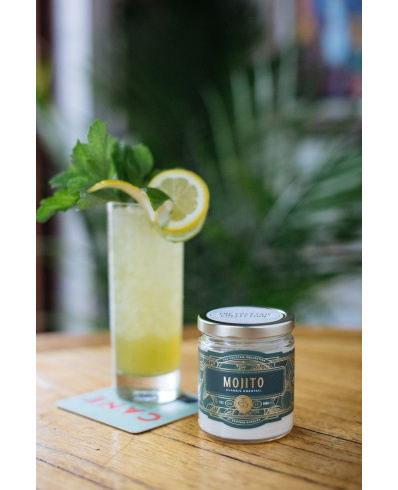 Rewined Candle Cocktail Mojito